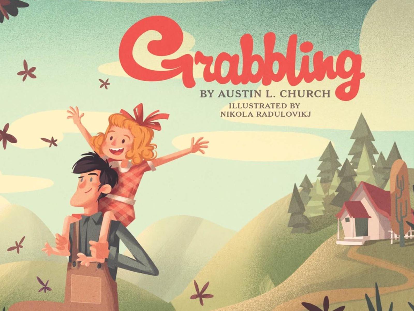 Grabbling Book